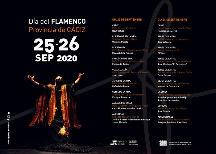 Cartel Flamenco 2020