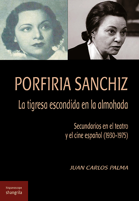 Portada Porfiria Sanchiz